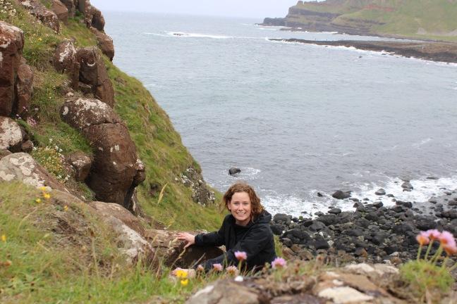 Wandering Photography, Writer at Giant's Causeway Ireland